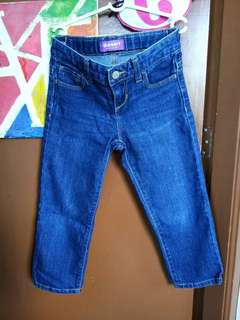 Old navy pants/pedal size6