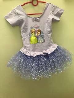 Disney ballet dress