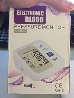 blood pressure automatic