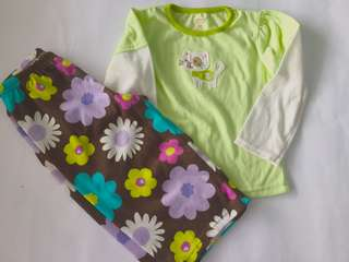 Carters pajama sets 3t