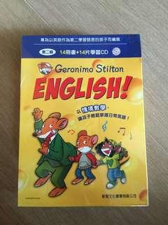 老鼠記者Geronimo Stilton ENGLISH