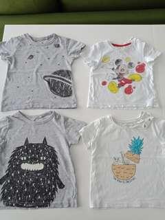 Baby Boy clothes bundle 1 year old