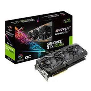 ASUS ROG STRIX GTX 1080 TI O11G GAMING GeForce 11GB OC Edition  GTX1080ti gtx1080 ti ( 3 yrs Warranty )