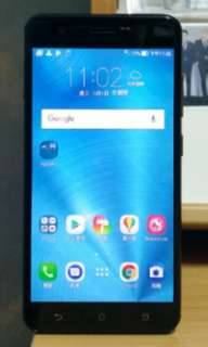 🚚 97% Nearly New Asus zefone 3 Zoom Ze553kl 3G+4G Dual Sim 64G Black