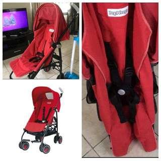 Birth Month Sale!! Peg Perego Pliko Mini Baby Toddler Stroller