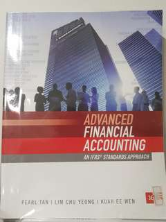 AC3102 Advanced Financial Accounting - An IFRS Standards Approach