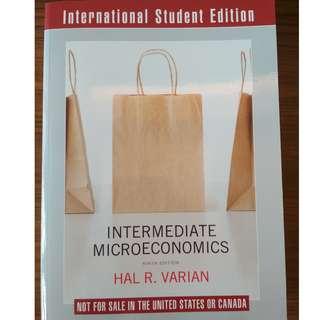 EC3101 Textbook