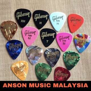 Gibson Pick