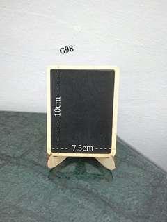 Mini Chalkboard