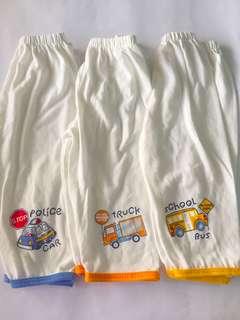 Pajama sets 6 mos onwards