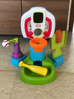 Little Tikes Discover Sounds Sports Center