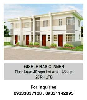 Townhouse For Sale @ Heritage Villas SJDM Bulacan