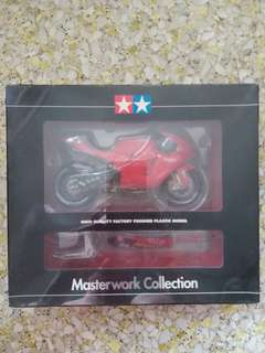 TAMIYA Masterwork Collection 1/12 DUCATI DRSMOSEDICI