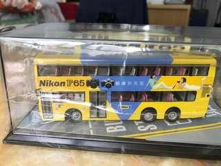容祖兒 Nikon 巴士