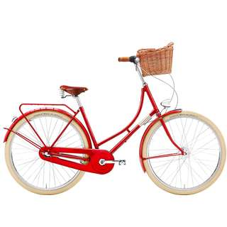 Bicycle Creme HolyMoly Doppio Lady Deep Red (7 speed)