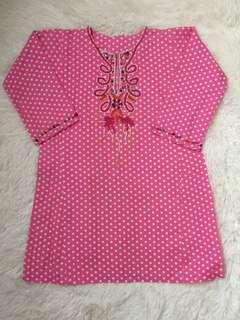 Baju Kurung Budak 7-9yo