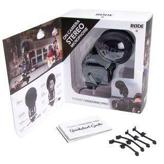 🚚 RODE Stereo VideoMic Pro Rycote Microphone