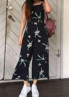 Floral Jumpsuit/Romper/Playsuit