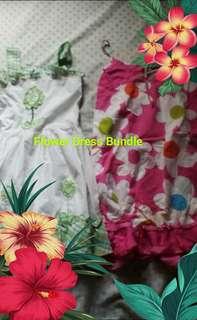 Flower Dress Bundle