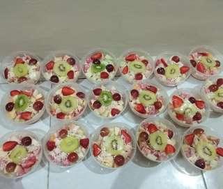 Salad buah oishii