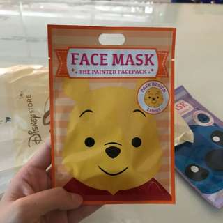 Sheet Mask Original Disney