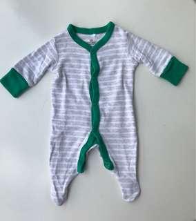 Next - Sleepsuit (0-3 Mths)