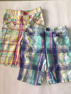 Jumping beans shorts take all
