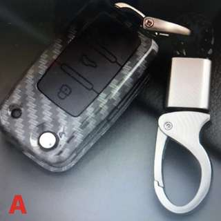 [READY STOCKS] Volkswagen Carbon Fiber Key Case