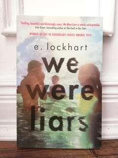 We Were Liars by E. E. Lockhart