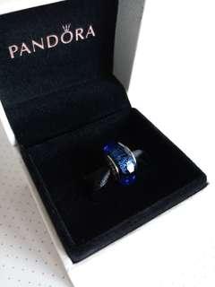 Pandora iridescent blue charm each $50
