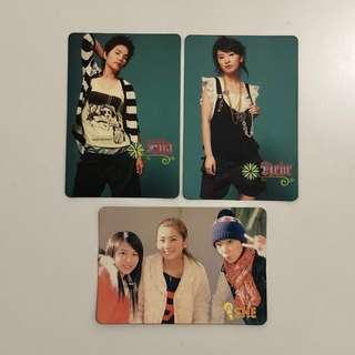 Yes Card 絕版 SHE