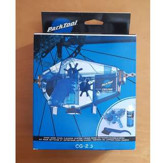 Parktool CG2.3 chain cleaning system with Fluid - new