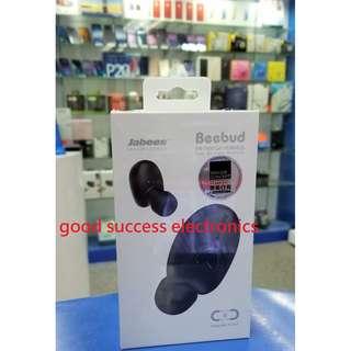 Jabees Beebud Bluetooth 真無線耳機藍牙耳機 香港行貨 一年保養