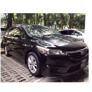 Honda Stream 1.8A For Rental
