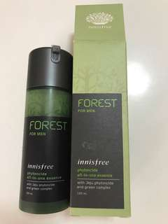 INNISFREE FOREST FOR MEN ALL IN ONE ESSENCE