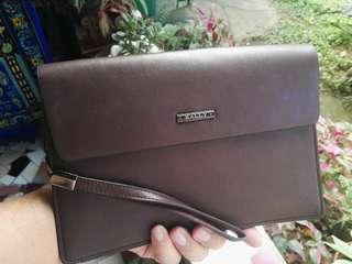 Bally Clutch/Purse Bag for Men and Women