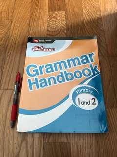 My Pals are here! Grammar handbook P1 & 2