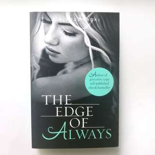 The Edge of Always (buku import english)