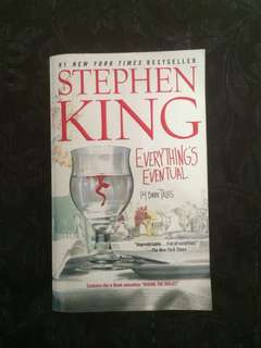 Stephen King. Everything's eventual.