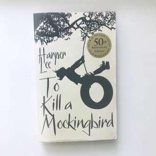 To Kill a Mockingbird (Buku Import English)