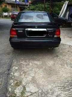 Honda city 1997 1.5 (A)
