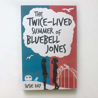 Twice Lived Summer of Bluebell Jones (Buku Import)