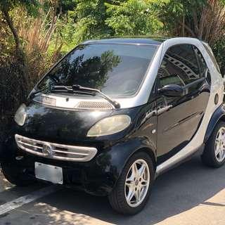 (自售)2001 Smart 600cc (灰內裝)