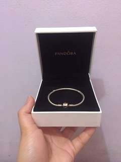 Authentic Pandora Rose Bracelet