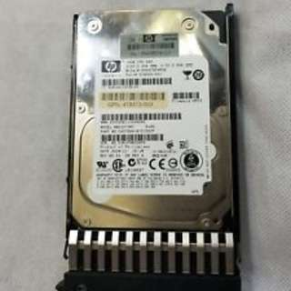 "HP 518022-001 EH0072FARUA 507129-007 72GB 15K 6G SAS 2.5"" DP"