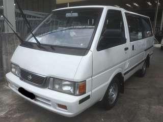 Nissan Vennette C22 1.5 MT 2005