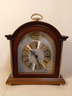 德國JUNGHANS榮漢斯木製古董石英座鐘