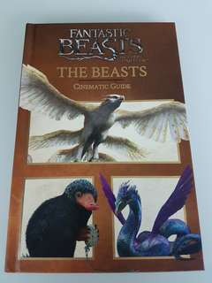 Book (fantastic of beasts)