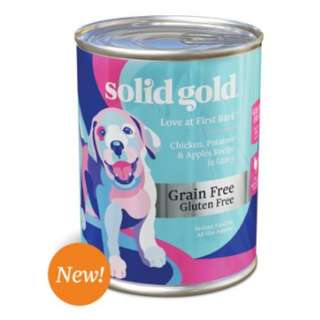 SOLIDGOLD LOVE AT FIRST BARK - CHICKEN [GRAIN FREE WET FOOD] (Pack of 12)