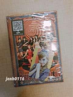 少女時代 Oh! CD (Jessica 小卡)